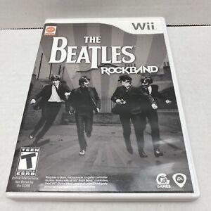 The Beatles Rockband Wii
