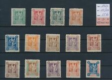 LO10977 Germany 1920 Marienwerder definitives fine lot MH cv 55 EUR