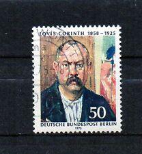 Berlino 1975 timbrato n. 509 circa TIMBRO-pittore Lovis Corinth