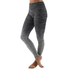 AEKO Ombre Workout Leggings - Active Yoga Running Pants for Women