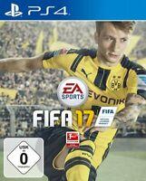 PS4 / Sony Playstation 4 Spiel - FIFA 17 mit OVP