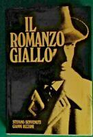 IL ROMANZO GIALLO-EDIZIONE RIZZONI DI STEFANO BENVENUTI 1979, NEW -RIF.3600