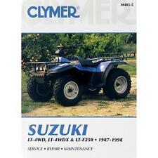 Clymer - M483-2 - Repair Manual