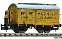 Fleischmann 845707 N Gauge NORTE Felipe Marin Wine Barrel Wagon I