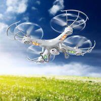 Ohuhu Explorers Quadcopter Drone UAV 2.4Ghz 6-Axis Gyro RC with 2MP HD Camera