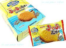 Taiyaki chocolate Lots 10 piece airy chocolate crunchy wafer Japanese Dagashi FS
