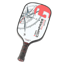 New Gamma COMPASS NeuCore Graphite Pickleball Paddle Elongated