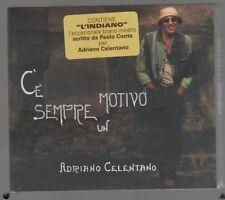 ADRIANO CELENTANO C'E' c'è SEMPRE UN MOTIVO CD DVD SIGILLATO!!!