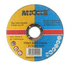"""115mm 4.5"""" Resin Cutting Discs Metal Grinding Cut Off Tool for Angle Grinder 1Pc"""