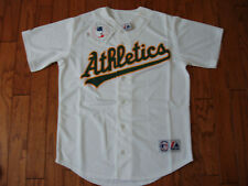 Oakland Athletics White Home Jersey w/Tags  Size XL (Adult)