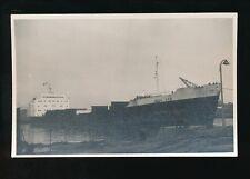 Gloucestershire Glos BRISTOL Alfred Dock ship Iron Ore photo 1961