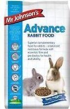 Mr Johnson's Advance Rabbit 4x 1.5kg Small Animal Food Damaged 6kg