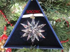 Swarovski 2011 Annual Snowflake Christmas Ornament ~~ NIB ~~ New In Box ~~ MIB