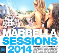 Various Artists-Marbella Sessions 2014 CD Double CD  Very Good