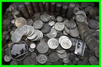 90% SILVER US COINS BU LOT UNC OLD ESTATE SALE LOT HOARD Pre-1964 BULLION GOLD $