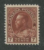 CANADA #114 MINT (1) VF