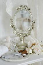 Spiegel zum Stellen Standspiegel Kippspiegel Shabby Vintage Nostalgie Landhaus
