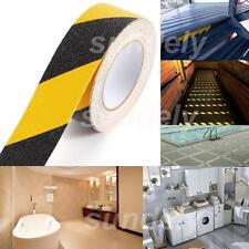 """New listing New Yellow 3"""" Safety Grip Anti Slip Stair Tread Tape 33Ft Roll Self Adhesive"""