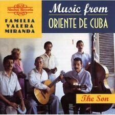 La Familia Valera Mi - Music from Oriente de Cuba: The Son [New CD]