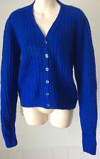 Handmade 100% Wool Vintage Jumpers & Cardigans for Women