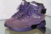 PATRICK EWING 33 men's 1VB90013-02 purple high top sneakers shoes sz 9