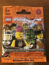 LEGO 8804 Minifigures Series 4 Pack