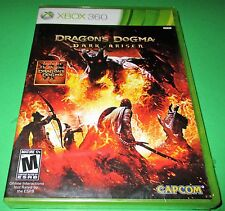 Dragon's Dogma: Dark Arisen Microsoft Xbox 360 *Factory Sealed! *Free Shipping!