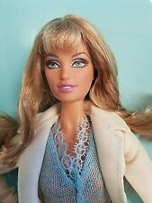 Barbie Doll Cynthia Rowley NIB Lara Face Mold with Bangs Model Muse