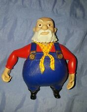 RARE 1999 Disney Pixar TOY STORY 2 Stinky Pete PROSPECTOR Figure NO HAT INCLUDED