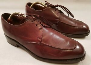 Joseph Cheaney Hunter Brown Leather Formal Shoes UK Size 8.5 RRP £350