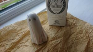 The York Ghost Merchants,  Large Ghost Polished Figurine,  Free Delivery!