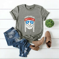 Women HAVE A WILLIE NICE DAY Funny Cotton Blouse Top Hipster Casual Tee T-Shirt