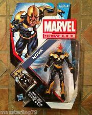 Marvel Universe NOVA #019 Series 4 Hulk Avengers 2012 X-Men Guardians Galaxy
