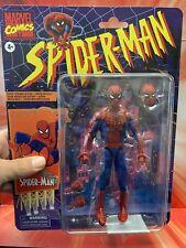 Spider-Man Marvel Legends Retro Collection ~ SPIDER-MAN ~ IN HAND ~ LAST ONE!!!