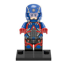 Atom DC Comics Super Heroes Minifigures Compatible with LEGO Toy