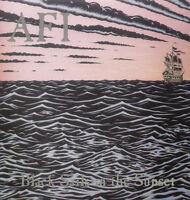 AFI, A.F.I. - Black Sails in the Sunset [New Vinyl] Colored Vinyl, Ltd Ed