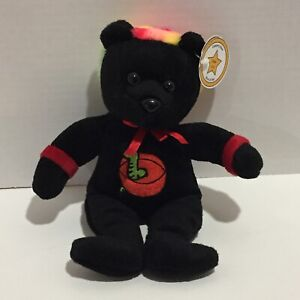 Celebrity Bear Star #15 DENNIS RODMAN The Worm Plush Doll