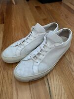 common projects achilles low 44 Preferrated Leather White Size 10