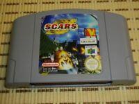 S.C.A.R.S. Scars für Nintendo 64 N64