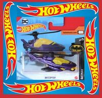 Hot Wheels 2020   BATCOPTER  new coloor  195/250  NEU&OVP