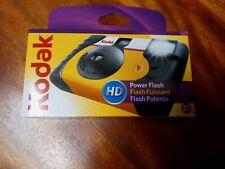 1 Vintage Kodak Hd Power Flash Single Use Disposable 35mm Camera Unopened