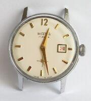 Vintage Soviet Watch WOSTOK 17 jewels Mechanical USSR Date