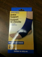 2 pack assured ankle support brace twin