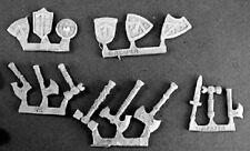 Dwarven Weapons Reaper Miniatures Warlord Dwarf Shield Sword Hammer Axe Melee