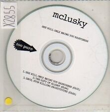 (CU616) Mclusky, She Will Only Bring You Happiness - DJ CD