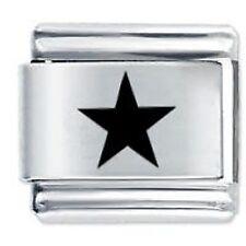 STAR et- Daisy Charms by JSC Fits Classic Size Italian Charm Bracelet
