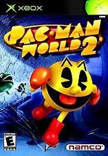 XBOX Pac-Man World 2 II pacman *NEW/SEALED*RARE*