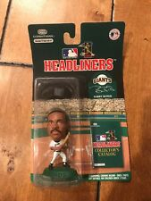 BARRY BONDS SAN FRANCISCO GIANTS 1996 HEADLINERS BASEBALL Action Figure NEW