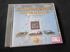 TANGERINE DREAM Tyranny Of Beauty CD REMIXED TRACK EDGAR FROESE