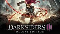 Darksiders III 3 Deluxe Edition | Steam Key | PC | Digital | Worldwide |